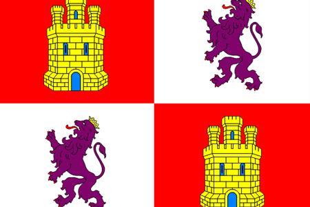 bandera castilla leon desfibriladores