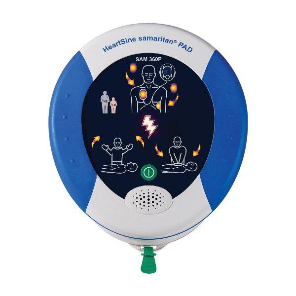 Desfibrilador Samaritan 360 P, cardioprotege tu espacio