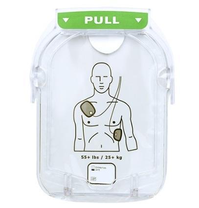 Electrodos para desfibrilador adultos AED Philips HeartStart HS1