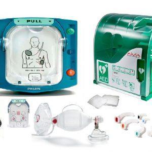 Pad Pack para cardioproteger tu espacio y el de los tuyos