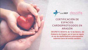 Cursos de Reanimación cardiopulmonar y uso de DEA en Aragón