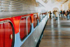 Desfibriladores en el Transporte público