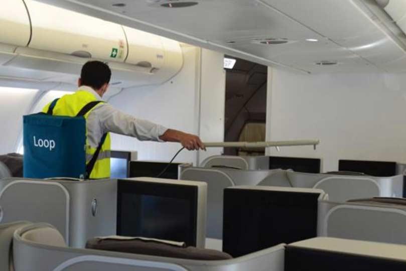 Airlane LOOP - Sistema de desinfección de aviones